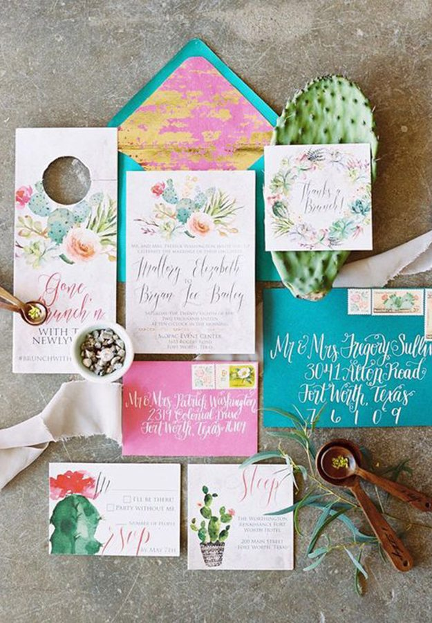 10-great-ways-infuse-wedding-cacti-stationery